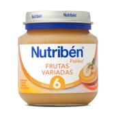 POTITOS FRUTAS VARIADAS 130g - NUTRIBEN