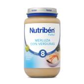 PETITS POT MERLU ET LÉGUMES 250 g - NUTRIBEN