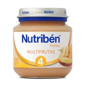 POTITOS MULTIFRUTAS 130g - NUTRIBEN
