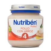 POTITOS POLLO CON ARROZ 130g - NUTRIBEN