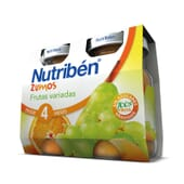 JUS DE FRUITS VARIÉS 2 x 130 ml - NUTRIBEN
