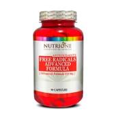 FREE RADICALS ADVANCED FORMULA 60 Caps - NUTRIONE