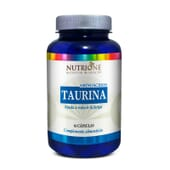 TAURINA 60 Caps - NUTRIONE
