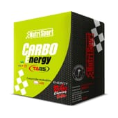 CARBO ENERGY TABS 32 Tabs - NUTRISPORT