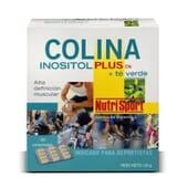 Colina Inositol Plus + Te Verde 120 Tabs de NutriSport