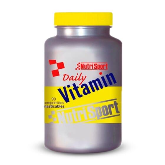 Daily Vitamin 90 Tabs de Nutrisport