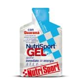 NUTRISPORT GEL GUARANA 24 x 40 g - NUTRISPORT