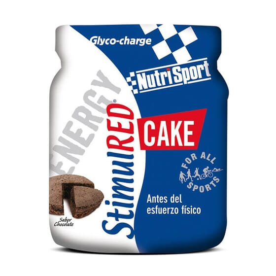 STIMULRED CAKE 560 g - NUTRISPORT