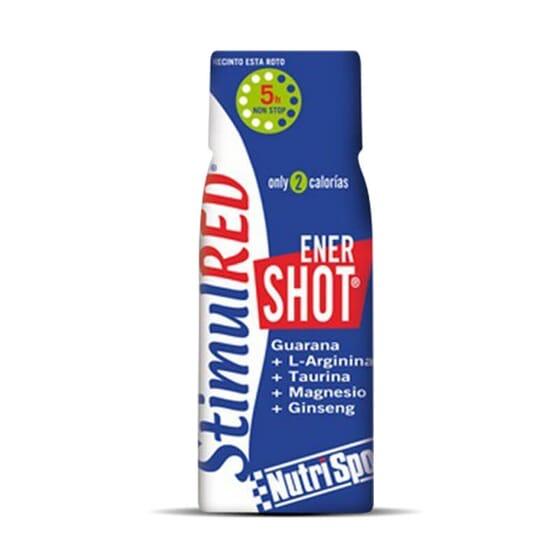 STIMULRED ENERSHOT 20 Bouteilles de 60 ml - NUTRISPORT