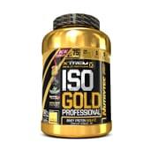 ISOGOLD PROFESSIONAL (Xtrem Gold Series) 2250g - NUTRYTEC