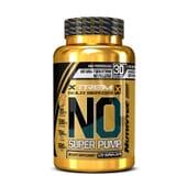 NO SUPER PUMP GOLD (Xtrem Gold Series) 120 Caps - NUTRYTEC