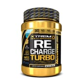RECHARGE TURBO V2.0 (Xtrem Gold Series) 500g - NUTRYTEC