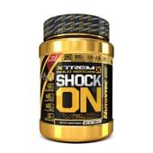 SHOCK-ON V2.0 (Xtrem Gold Series) 500g - NUTRYTEC