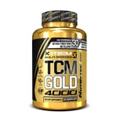 TCM GOLD 4000 (Xtrem Gold Series) 120 Caps - NUTRYTEC
