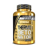 THERMO DETONATOR (Xtrem Gold Series) 120 Caps - NUTRYTEC