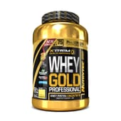 WHEYGOLD PROFFESIONAL (Xtrem Gold Series) 2250g - NUTRYTEC