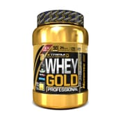 WHEYGOLD PROFFESSIONAL (Xtrem Gold Series) 900g - NUTRYTEC