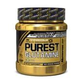 PUREST GLUTAMINE (Xtrem Gold Series) 300g - NUTRYTEC