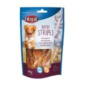 Premio Duck Stripes Com Peito de Pato 100g da Trixie