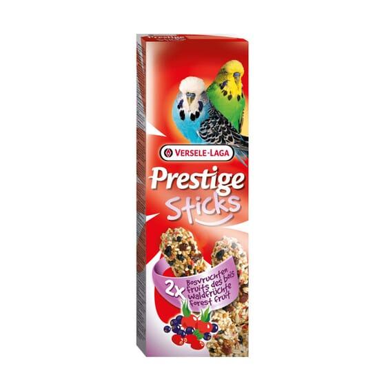 Prestige Sticks Para Canários Frutos Vermelhos 2 x 30g da Versele Laga
