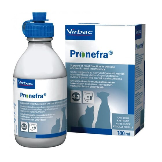 Pronefra Gatos Y Perros 180 ml de Virbac