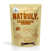 NATURAL AVENA EN POLVO VAINILLA 1000g de Natural Athlete