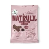 NATURAL BEEF JERKY PIMIENTA 25g de Natural Athlete