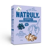 NATURAL GRANOLA DE MIRTILOS, AMARANTO E CARDAMOMO 325g da Natural Athlete