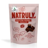 NATURAL PROTEÍNA VEGANA CHOCOLATE 350g da Natural Athlete