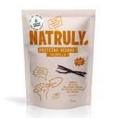 NATURAL PROTEÍNA VEGANA BAUNILHA 350g da Natural Athlete