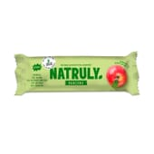 NATURAL BAR DE MANZANA 24 Barritas de 40g de Natural Athlete