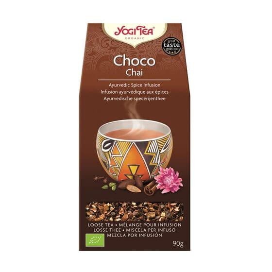 Choco Chai  90g da Yogi Tea