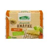 Pão Crocante Amaranto Bio 250g da Allos
