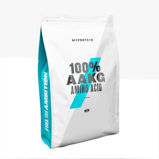 AAKG 100 % de 250 g de Myprotein