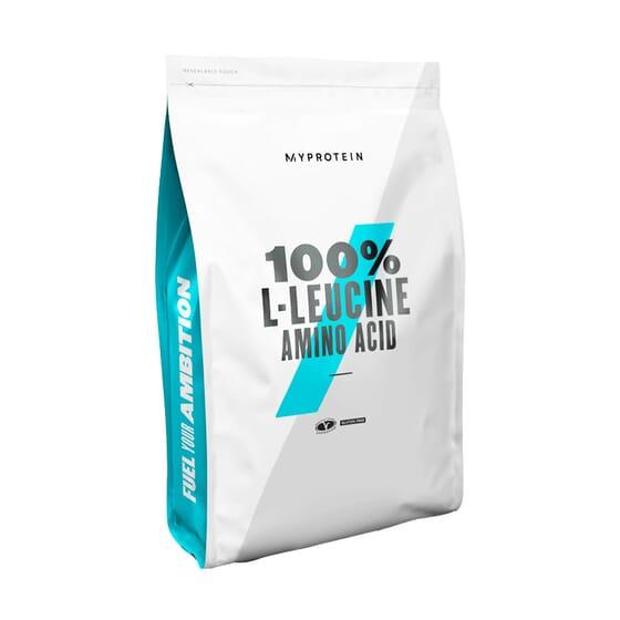 L-LEUCINA 250g de Myprotein.