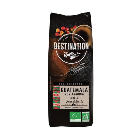 Café Molido De Tueste Natural Guatemala Bio 250g de Destination