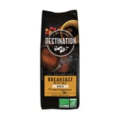 Café Moído De Torrefação Natural Pequeno-Almoço Bio 250g da Destination
