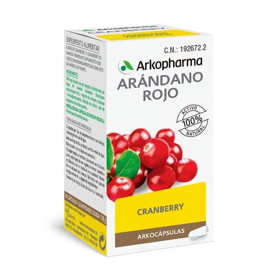 ARKOCÁPSULAS CRANBERRY 45 Caps de Arkopharma