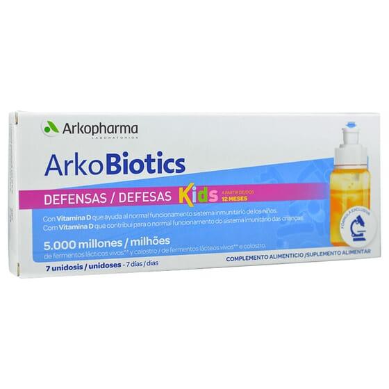 Arkobiotics Defesas Kids 7 Unds da Arkopharma