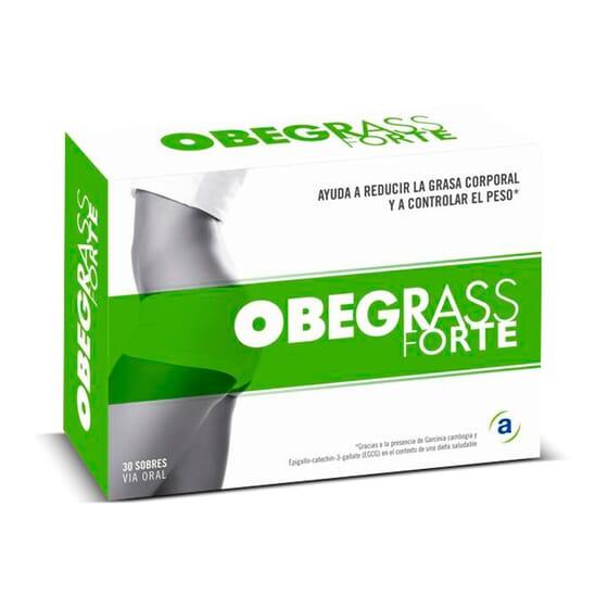 OBEGRASS FORTE 30 Sobres - OBEGRASS