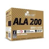 ALA 200 - 120 Caps - OLIMP SPORT NUTRITION