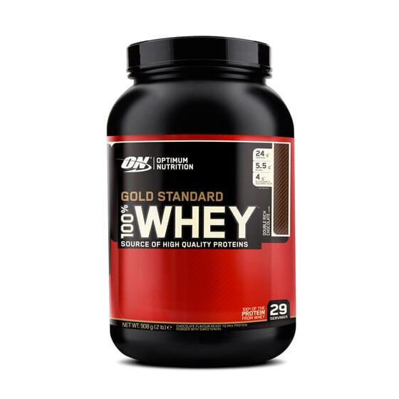 100% Whey Gold Standard 908 g da Optimum Nutrition