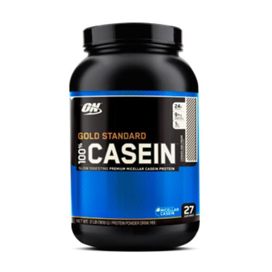 100% CASEIN GOLD STANDARD 908g da Optimum Nutrition