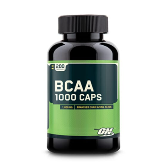 Bcaa 1000 - 200 Caps da Optimum Nutrition
