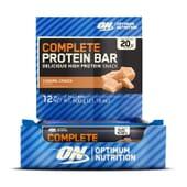 COMPLETE PROTEIN BAR 12 x 50g - OPTIMUN NUTRITION
