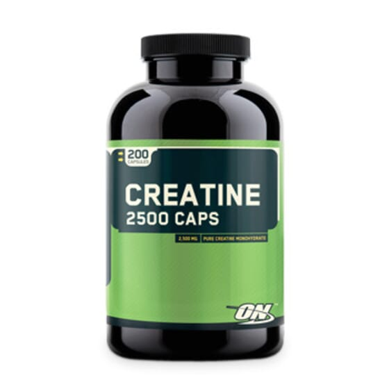 Creatine 2500 - 200 Caps da Optimum Nutrition