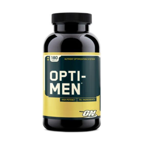 O Optimen está desenhado especialmente para homens.