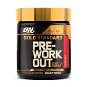 GOLD STANDARD PRE-WORKOUT 330g - OPTIMUN NUTRITION