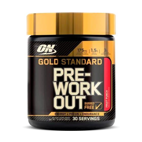 GOLD STANDARD PRE-WORKOUT 330g de Optimum Nutrition