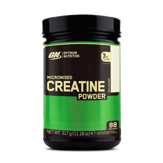 Micronized Creatine Powder 317g da Optimum Nutrition